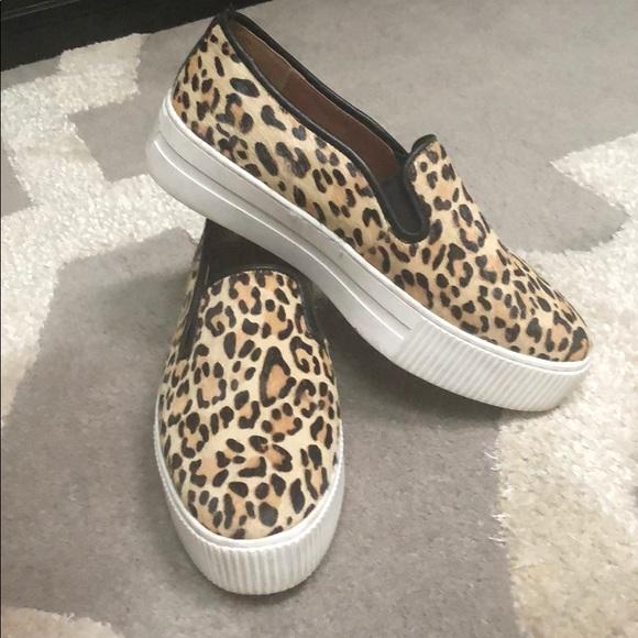 Halogen Baylee Platform Slipon Sneakers